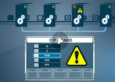Placa digital CIP